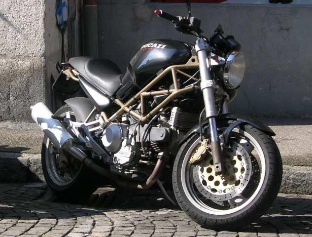Ducati Monster 821 >> Robbie's Rocks + Bikes, The secret of Life