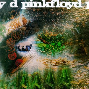 No.1 : Pink Floyd - A Saucerful of Secrets