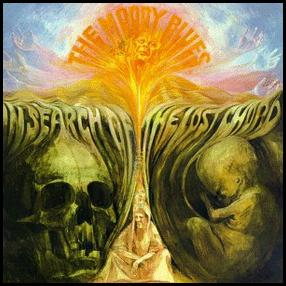 No.18 : Moody Blues - In Search Of The Lost Chord
