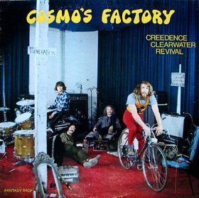 Creedence C.R. - Cosmo's Factory