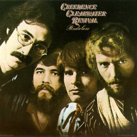 Creedence Clearwater Revival. : Pendulum