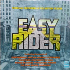 Easy Rider Movie Soundtrack