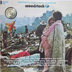 Woodstock Movie Soundtrack