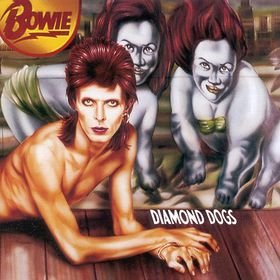 No.2 : David Bowie - Diamond Dogs