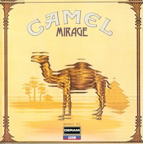 No.8 : Camel - Mirage