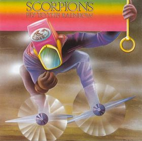 No.11 : Scorpions - Fly To The Rainbow