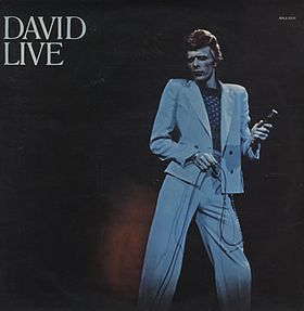 No.19 : David Bowie - David Live