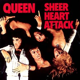 No.22 : Queen - Sheer heart attack