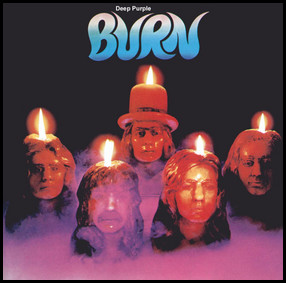 No.28 : Deep Purple - Burn
