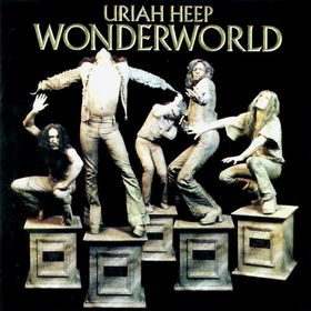 No.36 : Uriah Heep - Wonderworld