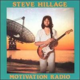 No.6 Steve Hillage - Motivation Radio