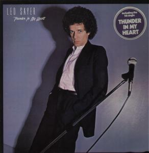 23. Leo Sayer - Thunder In My Heart