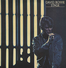 No.1 : David Bowie - Stage