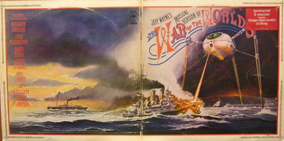 No.4 Jeff Wayne - The War Of The Worlds