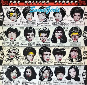 No.8 The Rolling Stones - Some Girls