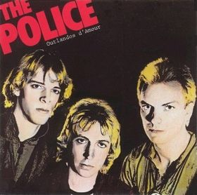 No.13 The Police - Outlandos d'Amour