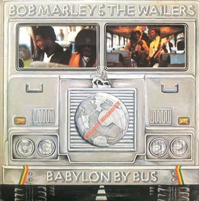 No.14 Bob Marley and the Wailers - Babylon Bus