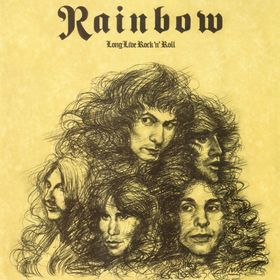 No.18 Rainbow - Long Live Rock 'n' Roll