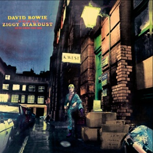 1972 - The Rise and Fall of Ziggy Stardust and the Spiders from Mars