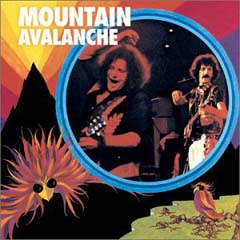 Mountain-Avalanche