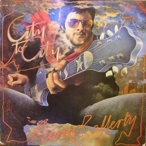 Gerry Rafferty Lyrics- City to city