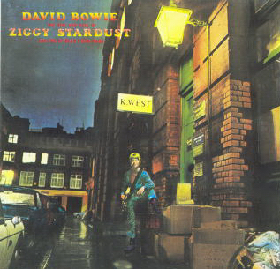 David Bowie Lyrics - Ziggy Stardust