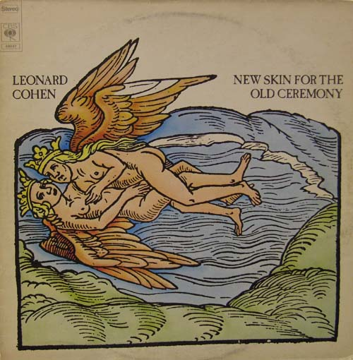 Leonard Cohen-New Skin for the Old Ceremony-Lyrics