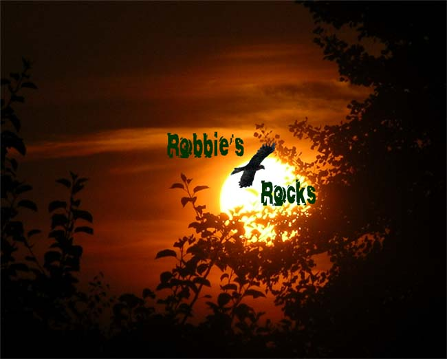 Robbie's Rocks, old and new memories